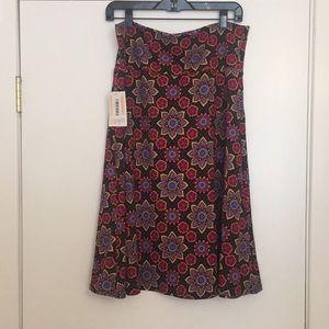 XL LuLaRoe Azure Skirt FF32 4514